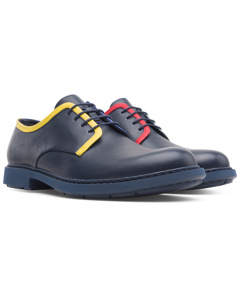 Twins Formal Shoes Blue