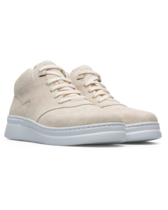 Runner Up Sneakers Beige