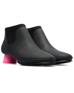 Alright Ankle Boots Black