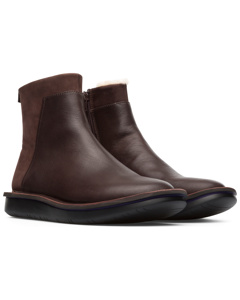 Formiga Ankle Boots Brown