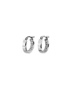 Monaco Earrings Mini Steel