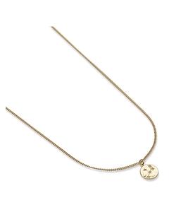 Zodiac Glam Necklace - Scorpio