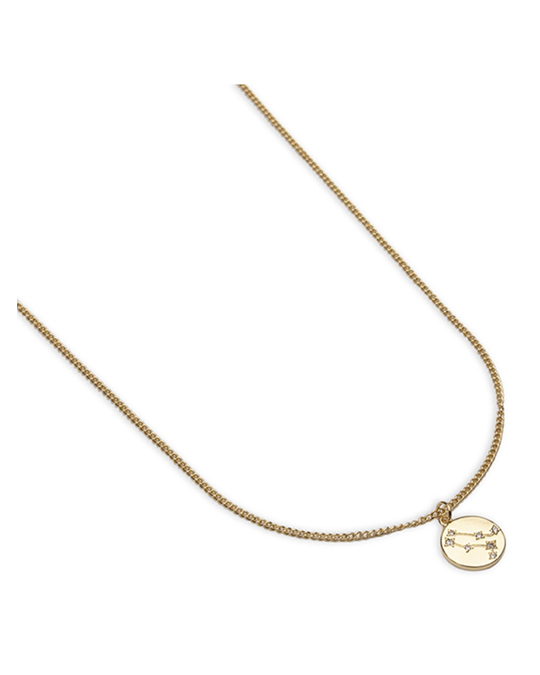 pfgSTOCKHOLM Zodiac Glam Necklace - Taurus