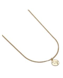 Zodiac Glam Necklace - Taurus