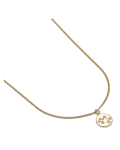 Zodiac Glam Necklace - Virgo