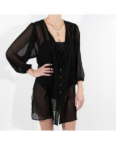 Strandklänning-svart