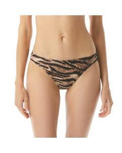 Bikinihose Swimwear Tiger