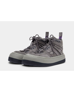 Delta Nubuck Mg Steel Grey
