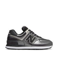 New Balance WL574WNF Schwarz