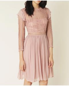 Marilene Dress Rose