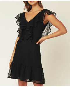 Luisa Dress Black