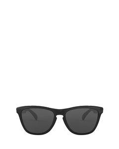 Oo9013 Polished Black Solglasögon