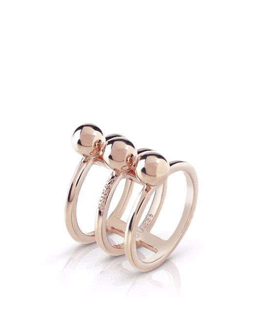 GUESS Guess Roseplated Ring Influencer