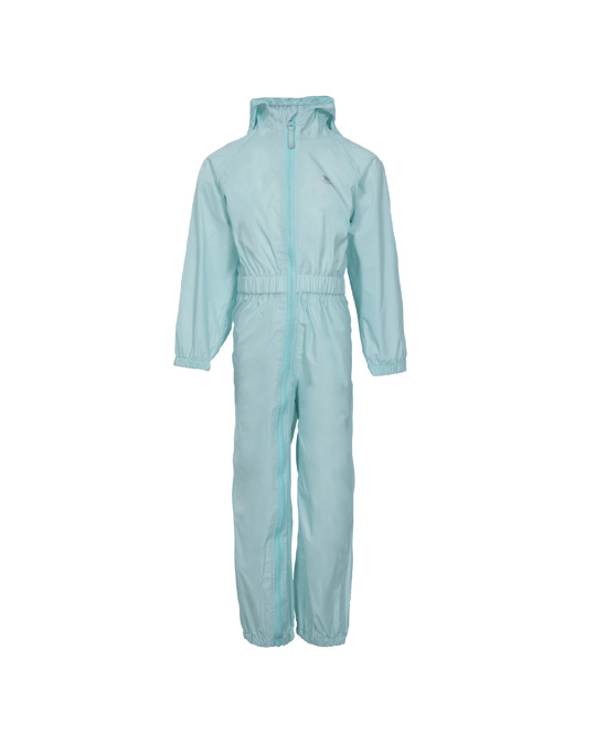 Trespass Trespass Babies Button Rain Suit