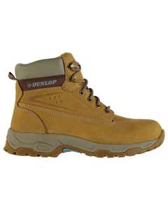 On Site Steel Toe Cap Safety Boots