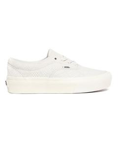 Ua Era Platform (animal) Emboss/blanc De Blanc