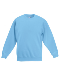 Fruit Of The Loom Kids Unisex Premium 70/30 Sweatshirt (pack Of 2)