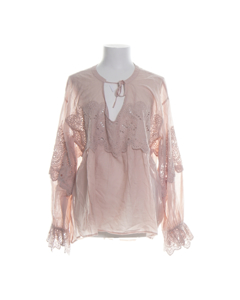 Odd Molly, Blus, Strl: Xl, 526, Flying With Love Blouse, Rosa, Bomull