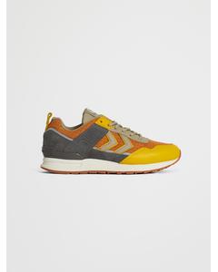 Marathona Ii Premium Sneaker Golden Oak