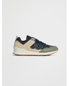 Marathona Ii Premium Sneaker Dark Shadow