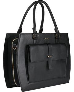 Ayp Business Bag Black