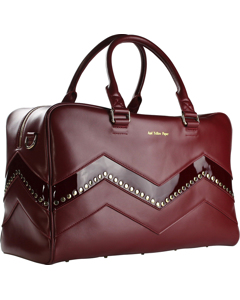 Ayp Weekend Bag Burgundy