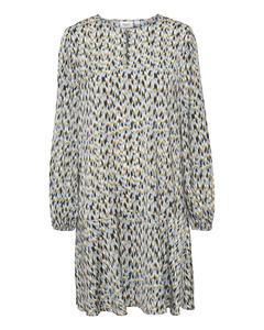 Uikkisz Ls Dress Ashley Blue Mauntain Heigh