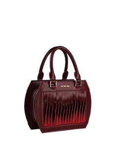 Dora Mini Bag Burgundy