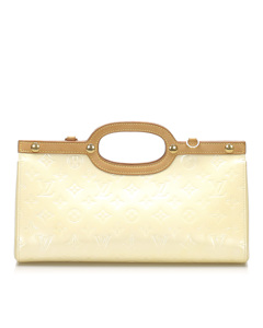 Louis Vuitton Vernis Roxbury Drive White