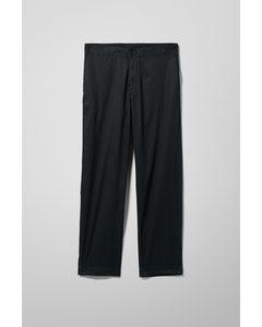 Yakiv Trousers Black