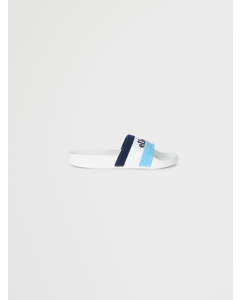 El Borgaro Alaskan Blue/white/navy