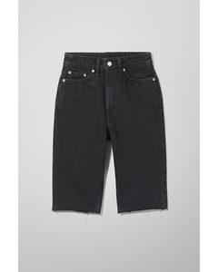 East Tuned Black Shorts Black