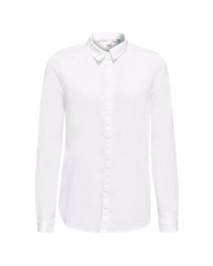 Blouse Woven Long Sleeve White