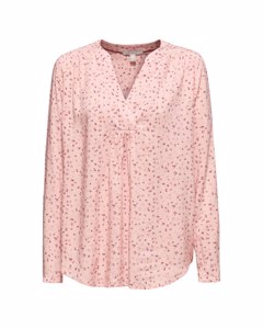 Blouse Long Sleeved Blush