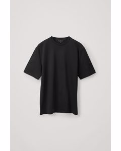 Regular-fit T-shirt Black