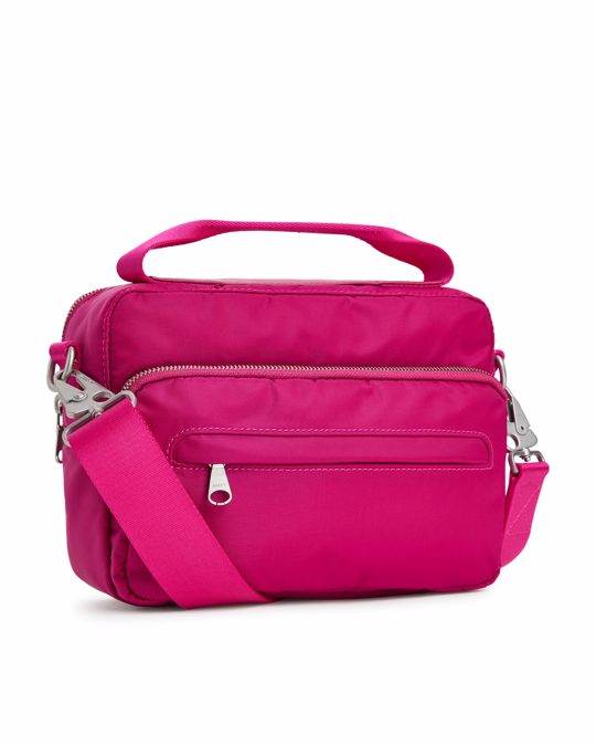 Arket Nylon Camera Bag Pink