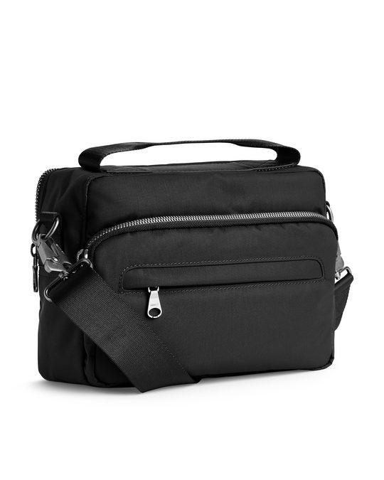 Arket Nylon Camera Bag Black