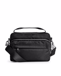 Nylon Camera Bag Black