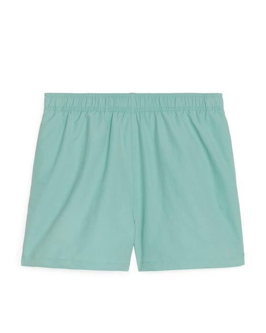 Arket Swim Shorts Turquoise