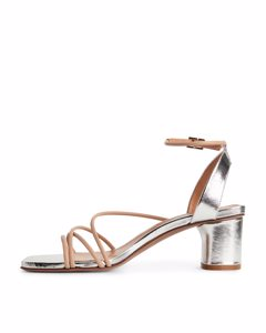 Sandalette Silver