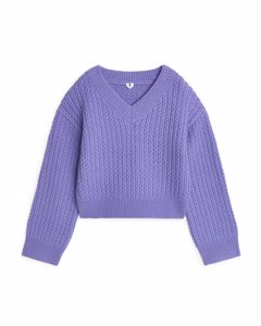 Jumper Purple
