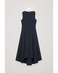Ca Rulesheet Dress Blue
