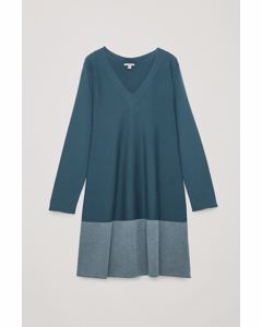 Ca Electraline Aline Dress Blue