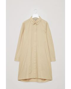 Ca Arrowlight Shirt Dress Beige