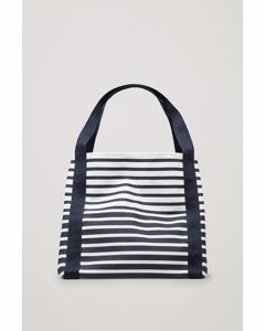 Sidney Canvas Bag Blue