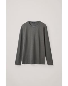 Le E Sello Ls Tee Grey