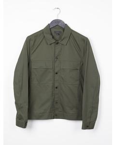 Ca Collingwood Shirt Jkt Green