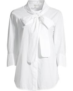 Cl Orobowie Cotton Shirt White