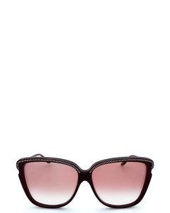 GG0709S burgundy Sonnenbrillen