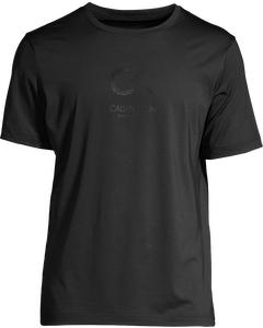 Men's Logo Ss Tee Ck Black/ck Black